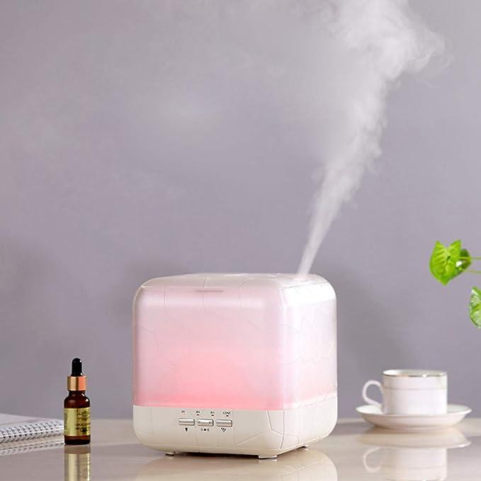 Máquina De Aromaterapia Aromaterapia Sensor Inteligente Cinturón Pat Luz Máquina De Aromaterapia Difusor De Gran Capacidad 3: Amazon.es: Salud y cuidado personal