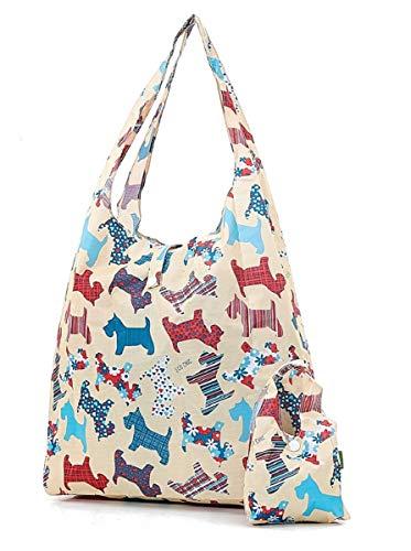 Eco Chic Reusable Foldable Shopping Bag/Fold Away Bag ()