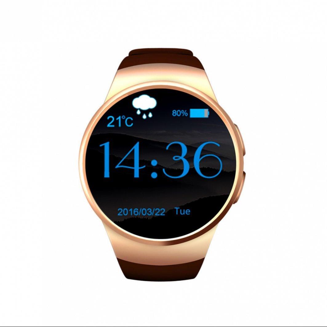 Montre intelligente de sports de plein air Bluetooth SIM disponible ...