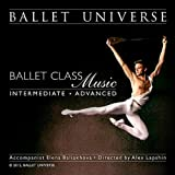 Ballet Class Music Intermediate/Advanced Directed By A. Lapshin