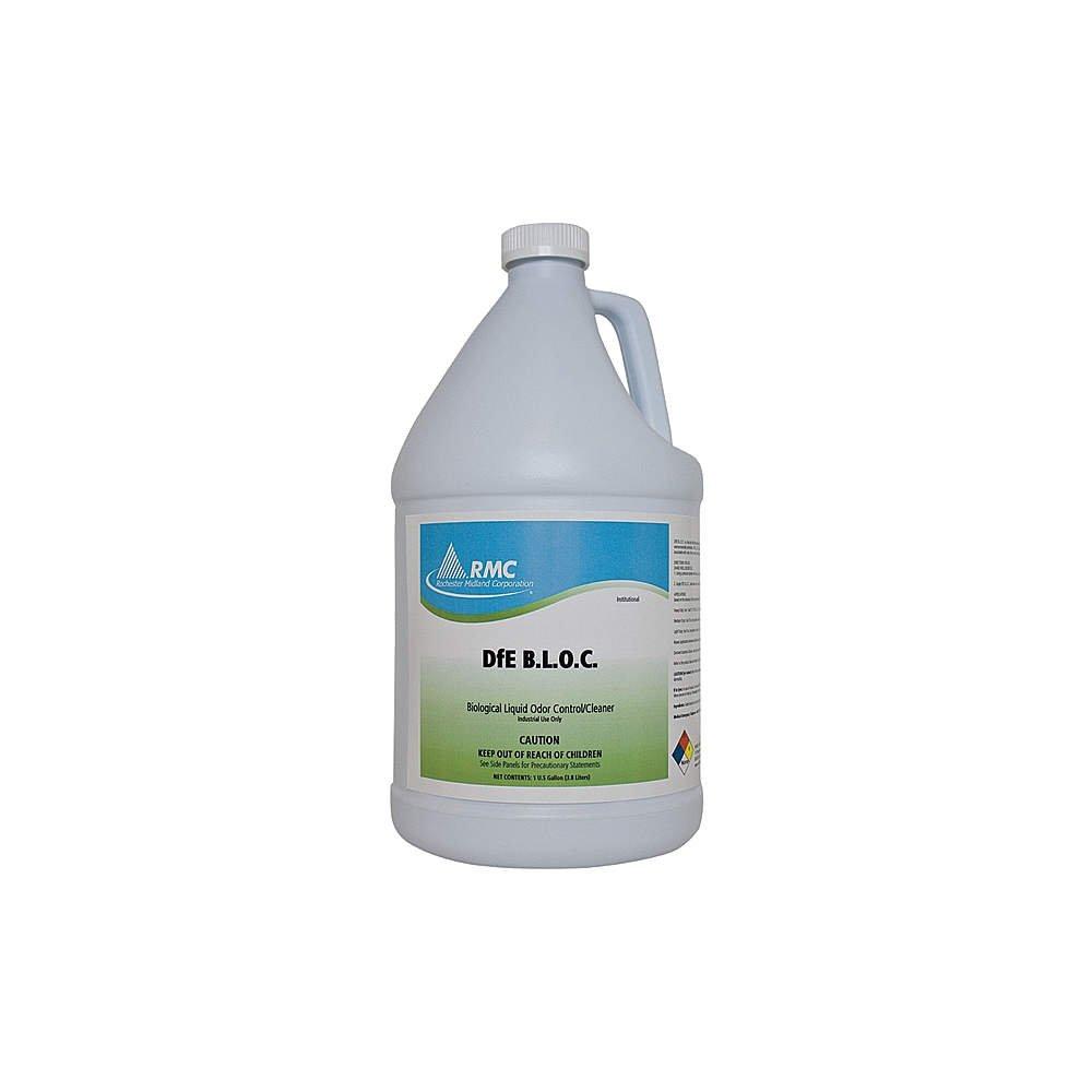 Rochester Midland - 11905027 - Unscented Odor Eliminator, 1 gal., 4PK