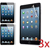 Etech Crystal Clear Screen Protector Film for Apple iPad mini