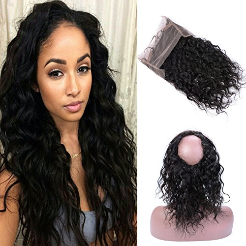 wet and wavy lace closure - 6
