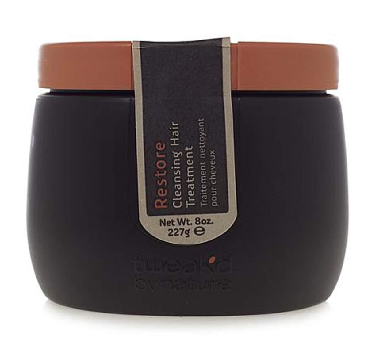 Tweak-d 5 in 1 formula Self-Cleansing Hair Treatment ~ Dhatelo Restore 8 fl. oz