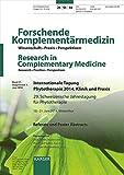 img - for Internationale Tagung Phytotherapie 2014, Klinik und Praxis: 29. Schweizerische Jahrestagung f r Phytotherapie, Winterthur, Juni 2014: Referate und Poster Abstracts (German Edition) book / textbook / text book