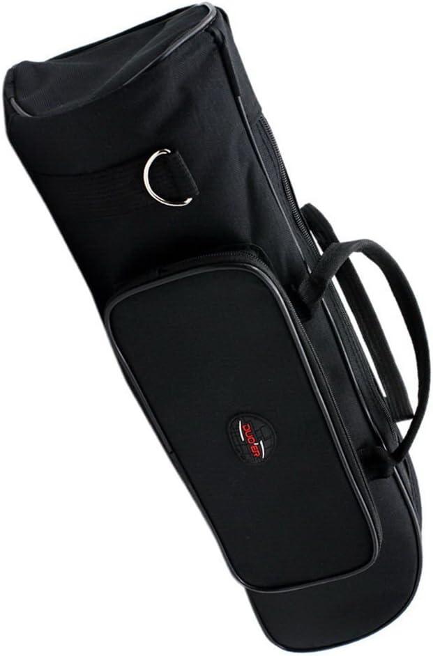yan/_New Senior Protable Trumpet Case Big Bag Black Nylon