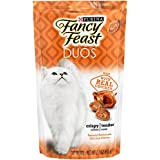 Purina Fancy Feast Duos Natural Rotisserie Chicken Flavor Cat Treats - (10) 2.1 oz. Pouches