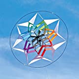 Into The Wind Star 7 Rainbow Facet Box Kite