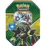 Pokemon TCG Shiny Kalos Tin-Zygarde-EX Card Games