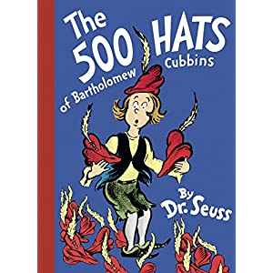 500-Hats-of-Bartholomew-Cubbins-Classic-Seuss-Library-Binding--9-Dec-1989