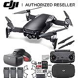 DJI Mavic Air Drone Quadcopter (Onyx Black) + DJI Goggles FPV Headset (Racing Edition) VR FPV POV Experience Ultimate Bundle
