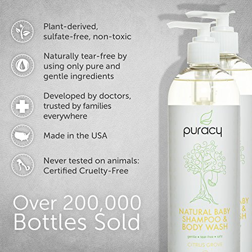 Buy all natural baby wash