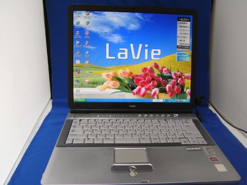NEC Lavie LL750 B 2003 光沢液晶