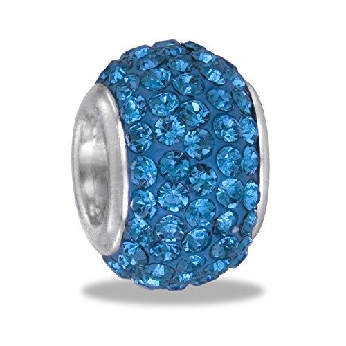 DaVinci Bead December Crystal - Jewelry Bracelet Memories Beads DB-CRY1-12-DAV