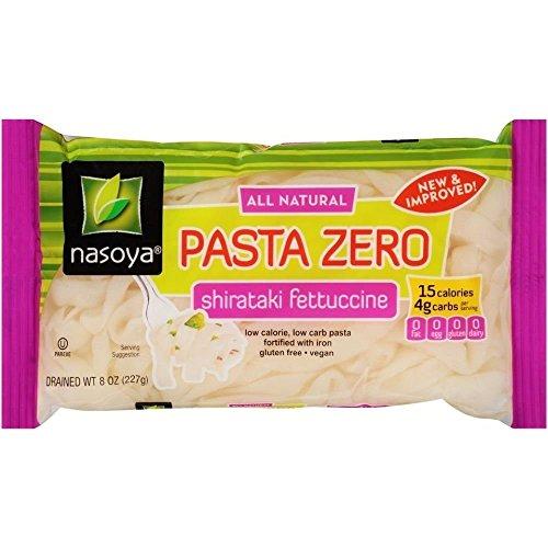 Nasoya Pasta Zero Plus Shirataki Spaghetti Pasta, 8 oz
