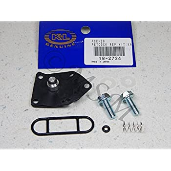 Amazon.com: 90-93 Kawasaki ZX600 Ninja ZX-6 New K&L Fuel ...