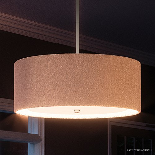 Luxury Metropolitan Chandelier, Medium Size: 8