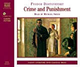 Crime and Punishment by AUDIOBOOK