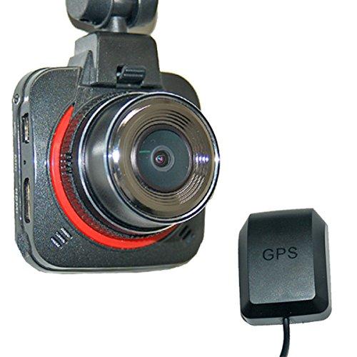 世界最小 クラス 小型 高画質 ドライブレコーダー 400万画素 GPS HDR Gセンサー搭載 HDMI出力 動体感知 自動録画対応 日本マニュアル付属 α B01COQLJ3O