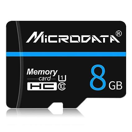 Tarjeta Micro SD De 128GB, Tarjeta De Memoria U3 Blue Line Y ...