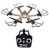 DEESEE(TM) MJX X601H WiFi FPV 720P CAMERA 2.4G 4CH 6 Axis Gyro Hexacopter 3D Rollover