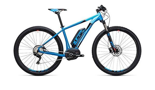 Cube Reaction Hybrid HPA Race 500 WH 29R bicicleta eléctrica/TWEN ...