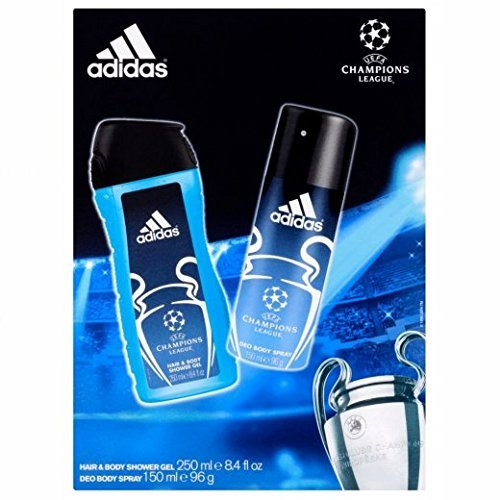 Adidas UEFA Champions League Star Edition Duo Gift Set 750683