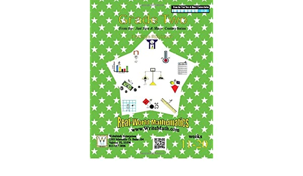 Grade Two Real World Mathematics - 2nd Grade Math Worksheets ...