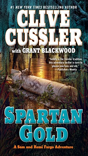 Buried Treasure Digs (Spartan Gold (A Fargo Adventure Book 1))