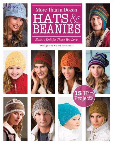 More Than a Dozen Hats & Beanies (Hats Knitting)