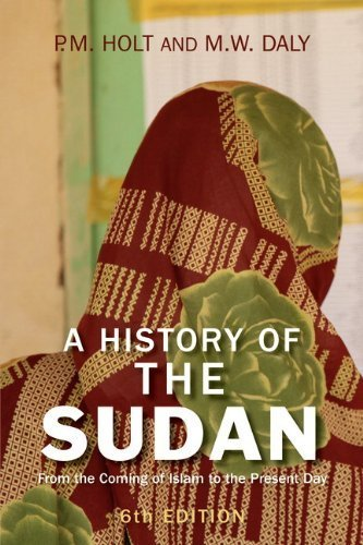 A History of the Sudan From the Coming of Islam to the Present Day [6th Edition] [Pearson,2011] [Paperback] 6TH EDITION