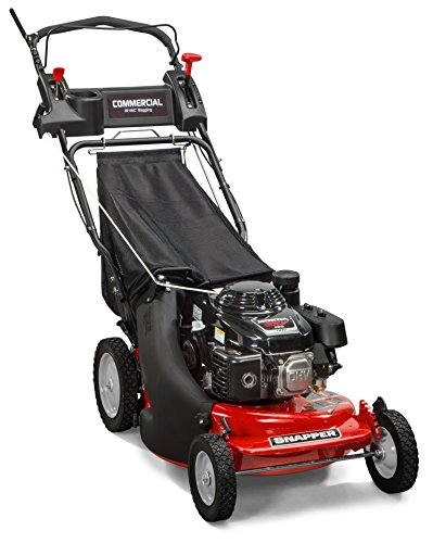 - Snapper CP215520HV / 7800849 HI VAC 3-N-1 Rear Wheel Drive Variable Speed Commercial Series Lawn Mower with 163cc Honda GXV160 Engine, 21-Inch Deck and 7 Position Height-of-Cut