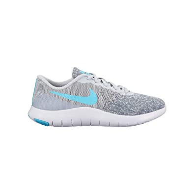 539592fa0d34 Nike Girls Flex Contact GS Youth Running Shoes Sneakers (5.5 M US Big Kid)