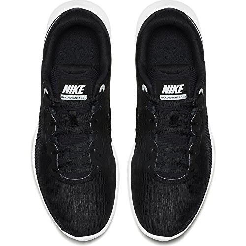 Noir Compétition de 001 Advantage 2 Running Black White Anthracite Chaussures WMNS Air Femme Max Nike wq8vT8