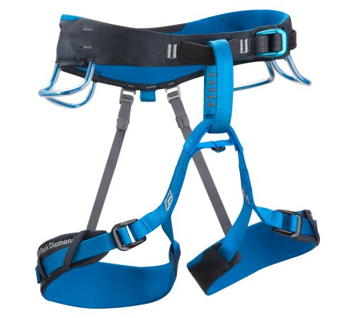 Black Diamond Aspect Harness, Deep Blue, Small