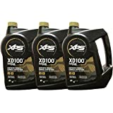 #9: Johnson Evinrude E-Tec 3-Gallon Case XD100 Outboard Motor Oil