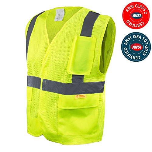 Class 1 Safety Vest - 7