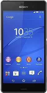"SONY XPERIA Z3 D6603 LTE 16GB 5.2"" GSM Unlocked (Black) - International Version No Warranty"