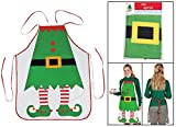 Cotton Elf Adults Apron
