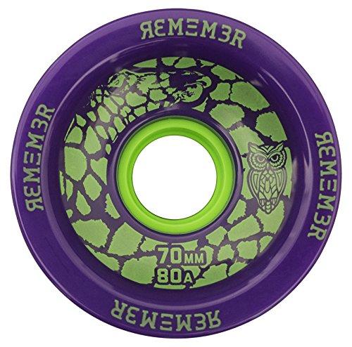 (Remember Collective RWS7080 Savannah Slamma Freeride Wheel, Purple)