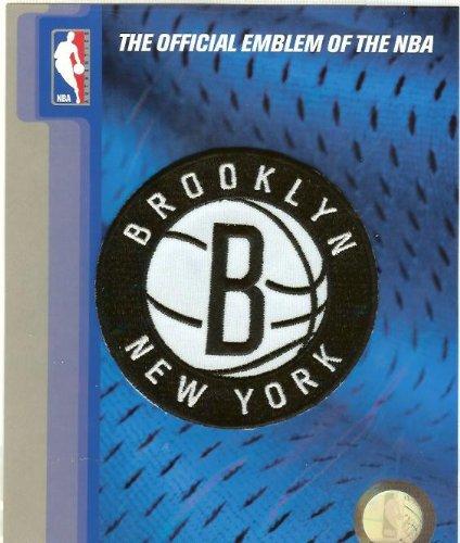 NBA Brooklyn Nets Logo Patch by National Emblem