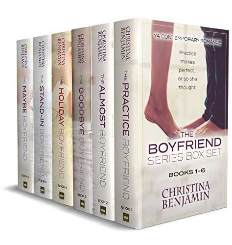 The Boyfriend Series Box Set (Books 1-6)