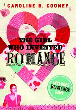 book cover of The Girl Who Invented Romance
