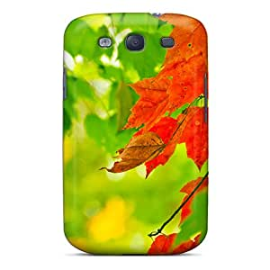 Excellent Design Atumn Bloom Case Cover For Galaxy S3