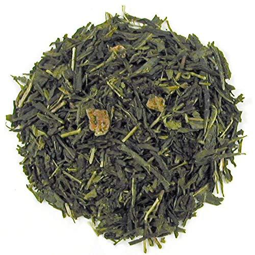 - English Tea Store Green Loose Leaf Tea, Long Island Strawberry, 16 Ounce