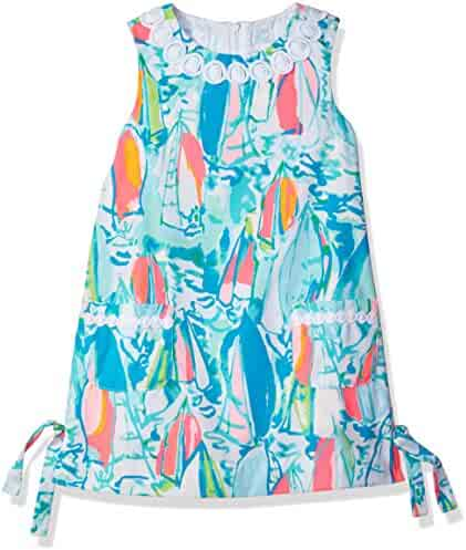 Lilly Pulitzer Little Girls' Lilly Classic Shift Beach and Bae