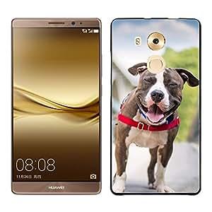 De gran Galaxy Slim PC armadura disco duro interno funda de silicona para de la cáscara de protección // V00000810 de patrón de perro Diseño de cachorro de perro // Huawei Ascend Mate 8