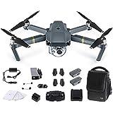 Drone DJI CP.PT.000648 Mavic PRO FLY More Combo