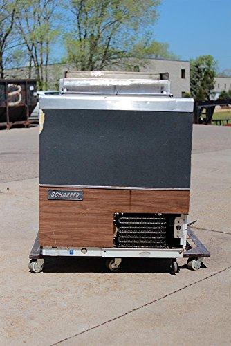 (Schaefer Freezer Model D1AF, 36