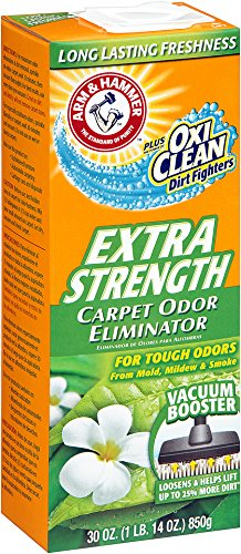 Arm & Hammer Extra Strength Carpet Odor Eliminator, 30 Oz - 2